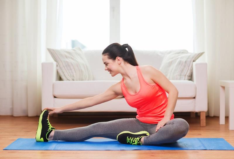 Техника выполнения японского упражнения для ног и бедер Здоровье,Советы,Бедра,Женщины,Живот,Ноги,Похудение,Упражнения