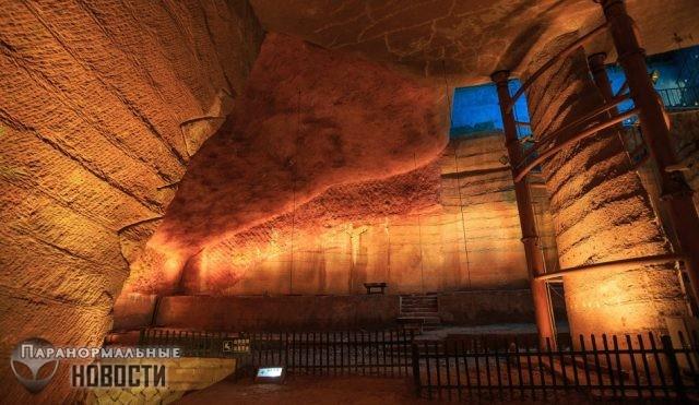 Загадка древних пещер Лунъю с высокотехнологичной обработкой стен Тайны и мифы