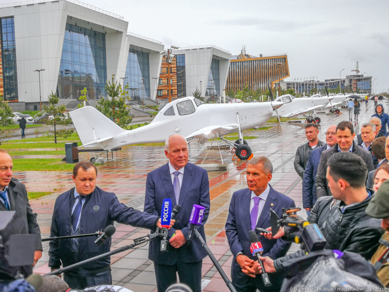 В России создается новое производство самолетов Казань,#ципр