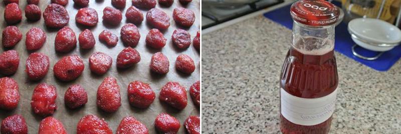 Как приготовить цукаты из клубники Видео,Кулинария,Десерты,Заготовки,Клубника,Лайфхаки,Сладости,Ягоды