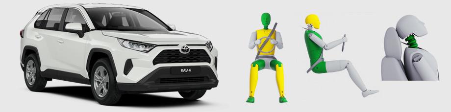 Тесты Euro NCAP показали разницу между пятью и пятью звёздами Авто и мото