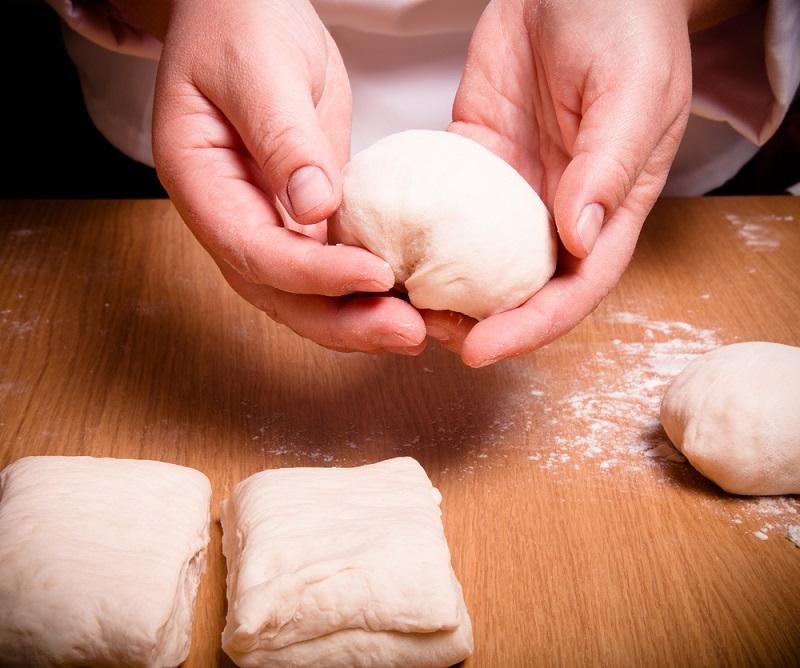 Рецепт теста на майонезе без яиц и масла Кулинария,Советы,Выпечка,Майонез,Тесто