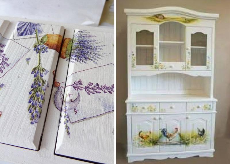 Как переделать старый шкаф в винтажный элемент интерьера Вдохновение,Советы,Дизайн,Интерьер,Лайфхаки,Мебель,Реставрация,Шкафы