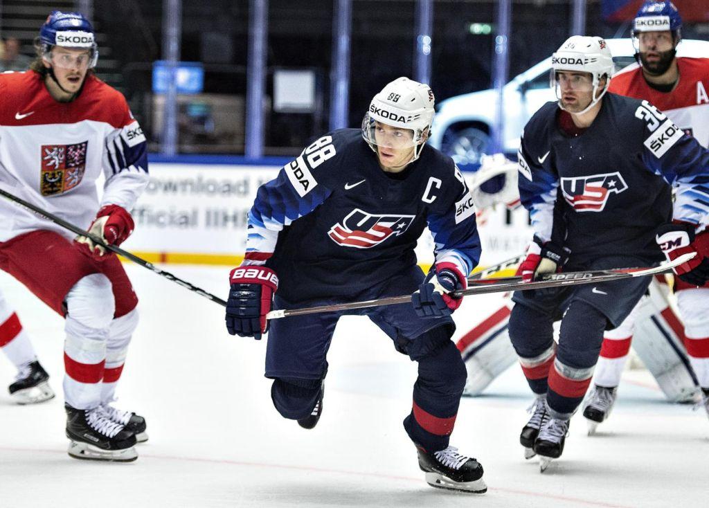 Владимир Крикунов: Американцы слабее шведов. Им не остановить Россию в четвертьфинале Спорт