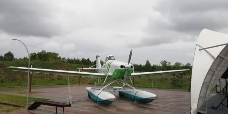 В Татарстане заложили новый завод по производству самолетов сельхозназначения события,Новости,сделано у нас
