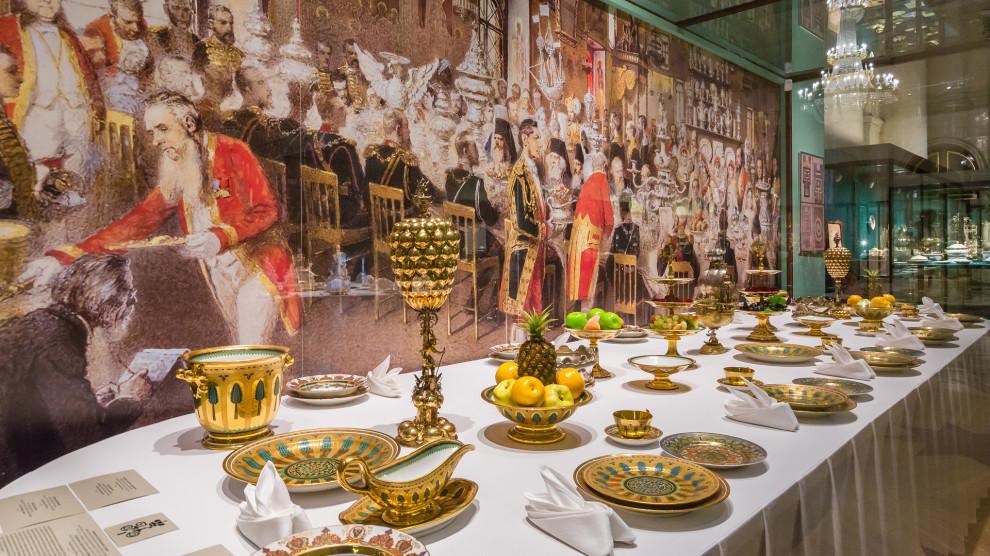 Завтрак, обед и ужин последнего российского императора История