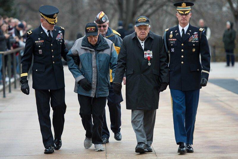 Война глазами ветерана США Интересное