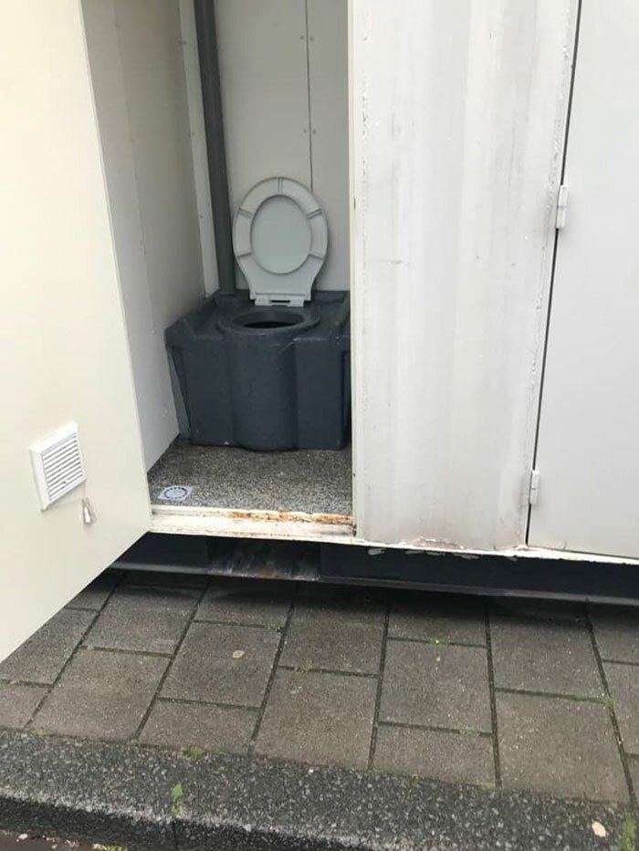 Мужчина заплатил 0 за жильё на Airbnb, которое оказалось контейнером Интересное