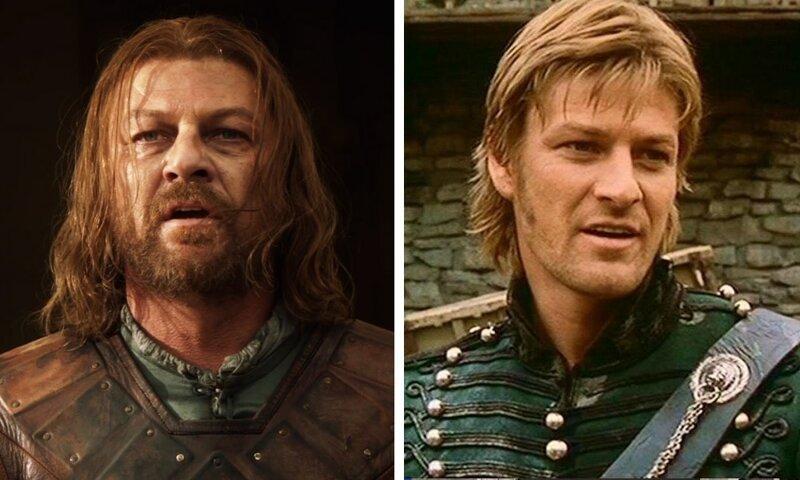 15 фотографий взрослых актёров из «Игры престолов», которые покажут, как они выглядели в молодости Интересное