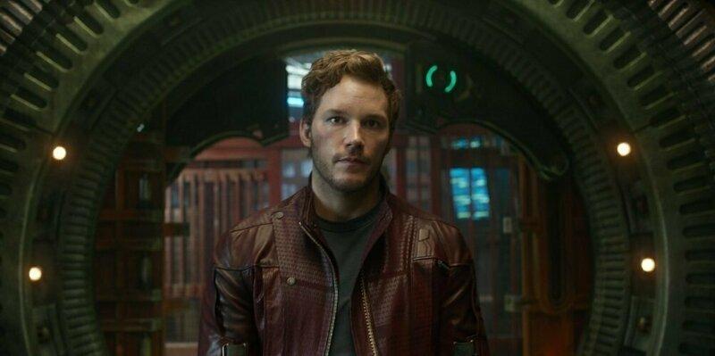 Парень похудел для косплея Звёздного Лорда, и теперь он его двойник даже в реальной жизни Интересное