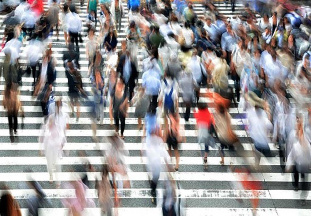 Ученые говорят, что кто быстро ходит, тот дольше живет Интересное