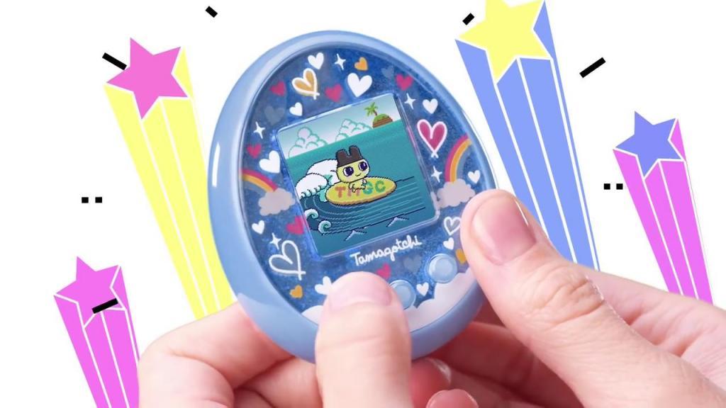 Тамагочи вернулся! Как будет выглядеть обновленная версия культовой игрушки 90-х годов Интересное