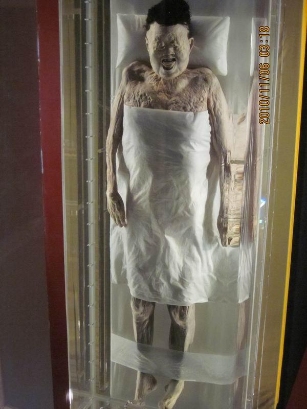 Специалистам не удаётся разгадать загадку поразительно сохранившейся китайской мумии Интересное