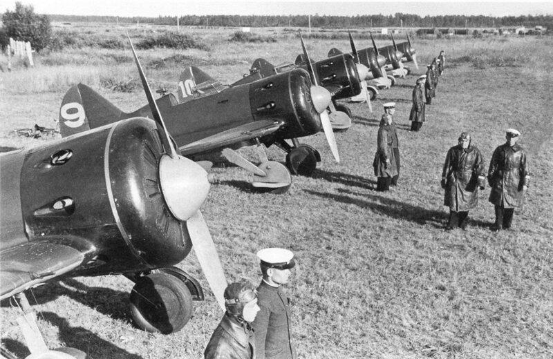 Авиация СССР и Германии 22 июня 1941 года   Интересное