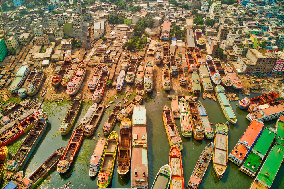 Работы с конкурса National Geographic Travel Photographer 2019 Интересное