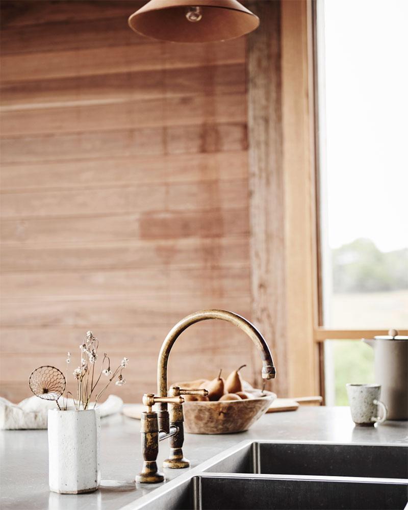Современный деревянный дом посреди дикой природы в Дании Дания,деревянный дом,интерьер и дизайн,природа,Скандинавский стиль