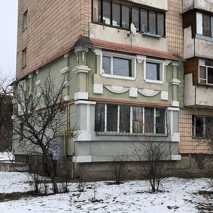 Эпические квартиры, побывав в которых вы готовы будете заплатить, лишь бы их больше не видеть