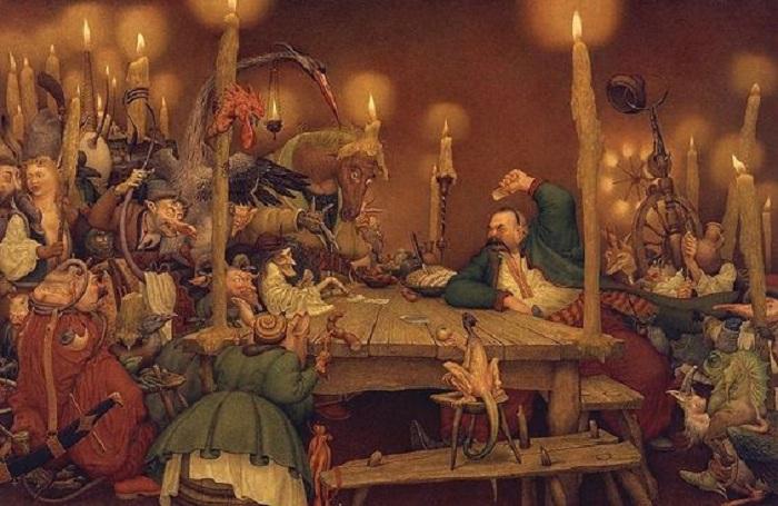 Как супруги-художники из России перевернули сознание немцев об иллюстрациях