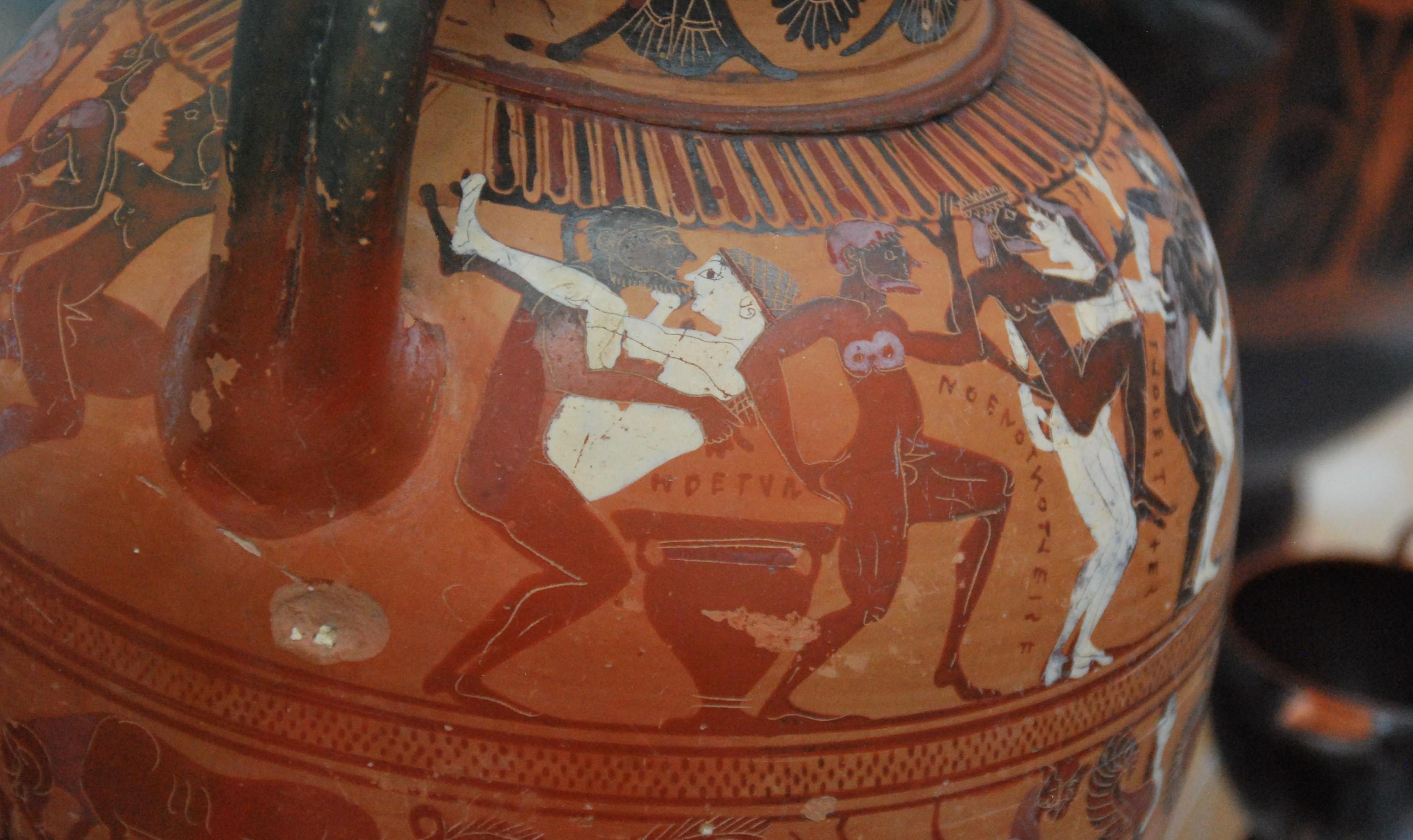 Женский атлетизм в Древней Греции древняя греция,история