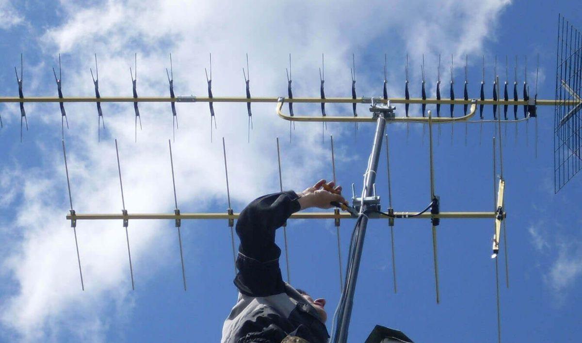 Как установить антенну на даче: советы по монтажу и подключению антенна,гаджеты,дача,советы