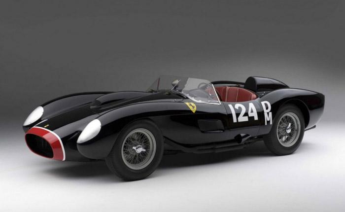 10 самых редких и самых дорогих автомобилей марки Ferrari факты