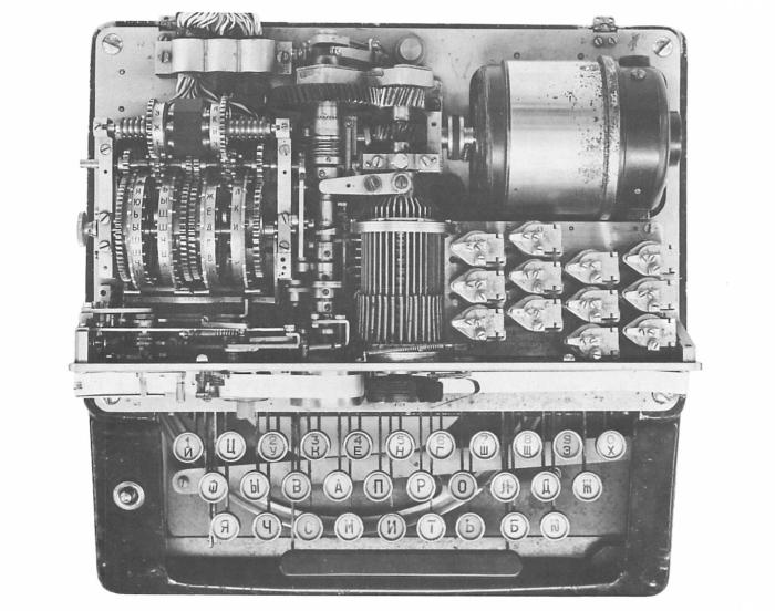 Русские шифровальные «Энигмы»: загадки советской криптографии защита информации,россия,шифрование,шифры,энигма