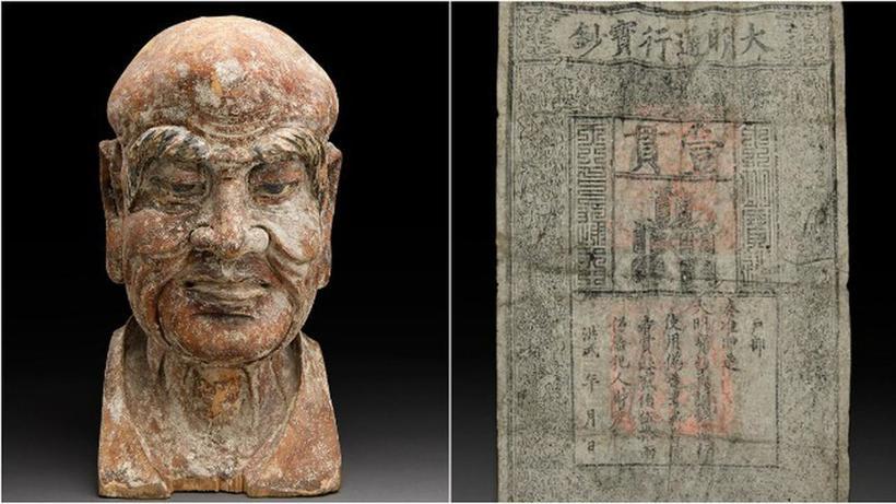 5 статуй, внутри которых были спрятаны удивительные древние артефакты доказательства,загадки,история,мифы,сказания,спорные вопросы