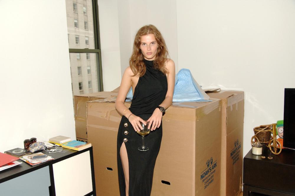 Жизнь нью-йоркских моделей