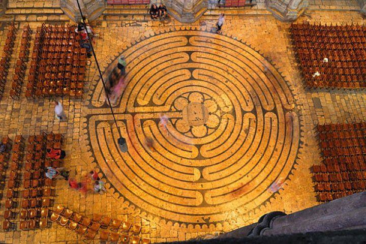 10 загадочных древних лабиринтов археология,интересное,лабиринты,тайны,технологии
