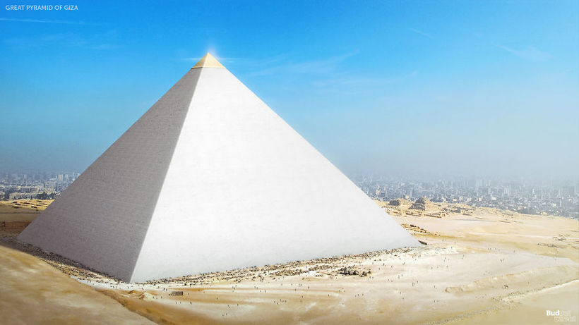 Как на самом деле выглядели забытые 7 чудес древнего мира Путешествия,фото