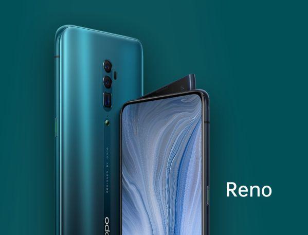 OPPO объявила о российском старте продаж смартфона OPPO Reno новости,смартфон,статья