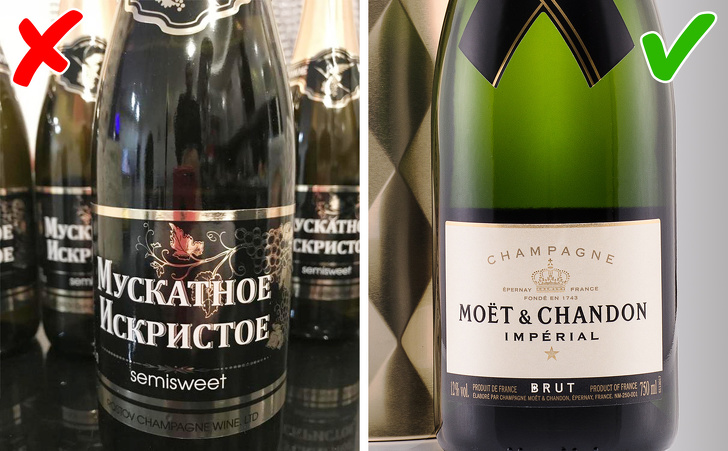 20+ правил, которые помогут отличить оригинальный спиртной напиток от подделки подделки,советы,спиртное