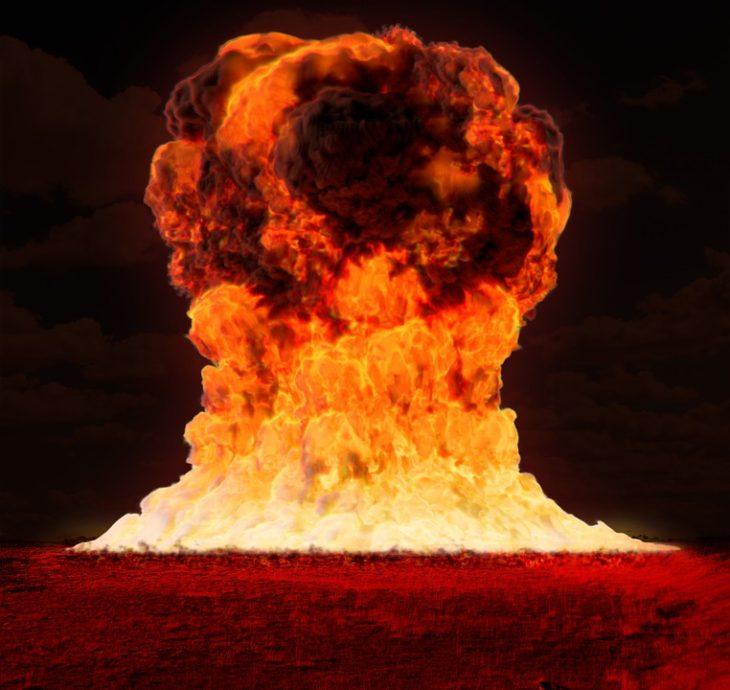 Американский ядерный саркофаг треснул: Тихий океан под угрозой радиоактивного заражения геополитика
