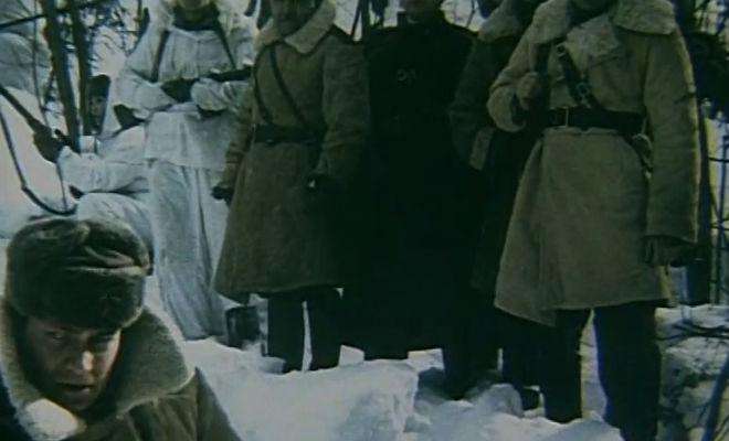 Как советские солдаты вычисляли снайперов Видео,выстрел,Зимняя война,история,красная армия,Пространство,снайпер