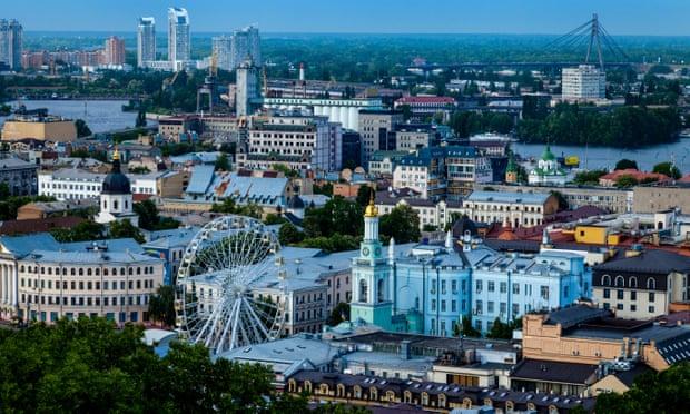 Киев попал в десятку городов с самыми красивыми видами мир,страны,туризм
