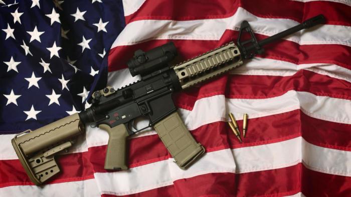 Почему многие американцы держат огромное количество оружия в своем жилище огнестрельное оружие,США