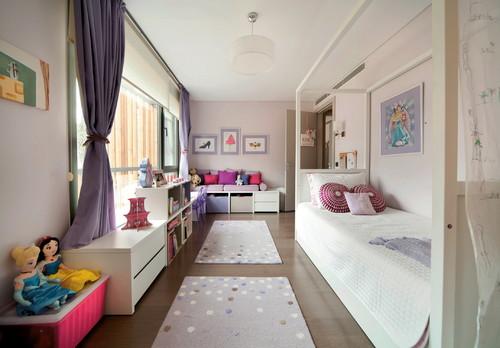 Как сделать узкую комнату удобнее. 5 магических секретов интерьер и дизайн,советы,узкая комната