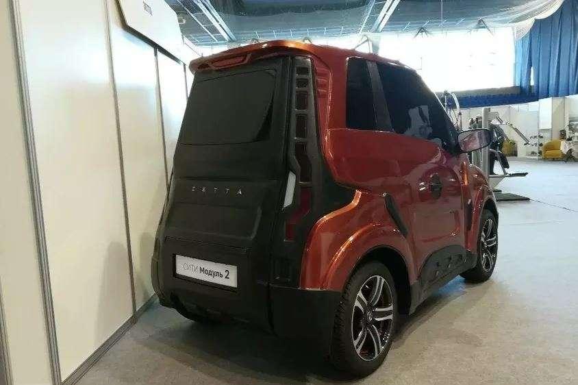 В Тольятти начнется массовый выпуск электромобилей марки и модели,новые модели,электромобиль zetta