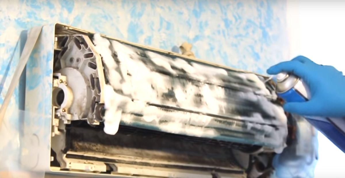 Чистим кондиционер своими руками: практические советы кондицинер,практика,ремонт,своими руками,советы,техника