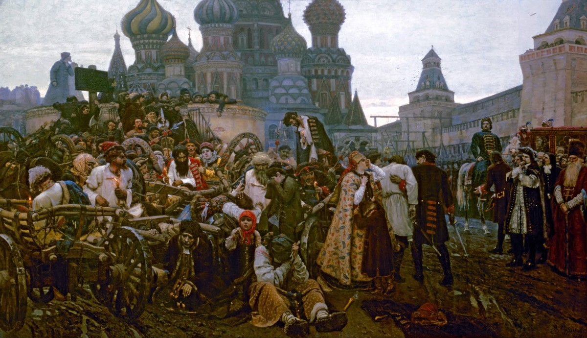 Так ли велик Петр Великий: непростительные проколы самодержца
