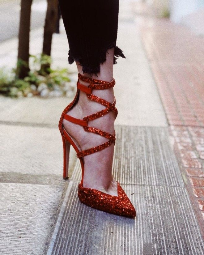 Эффективные туфли для уверенных в себе женщин