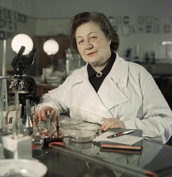 5 великих женщин-ученых России женщины-учёные,история,наука,Нобелевская премия,Россия,СССР