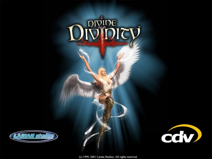 История серии Divinity. Часть I action,divinity,fantasy,mmorpg,pc,Игры,Фентези