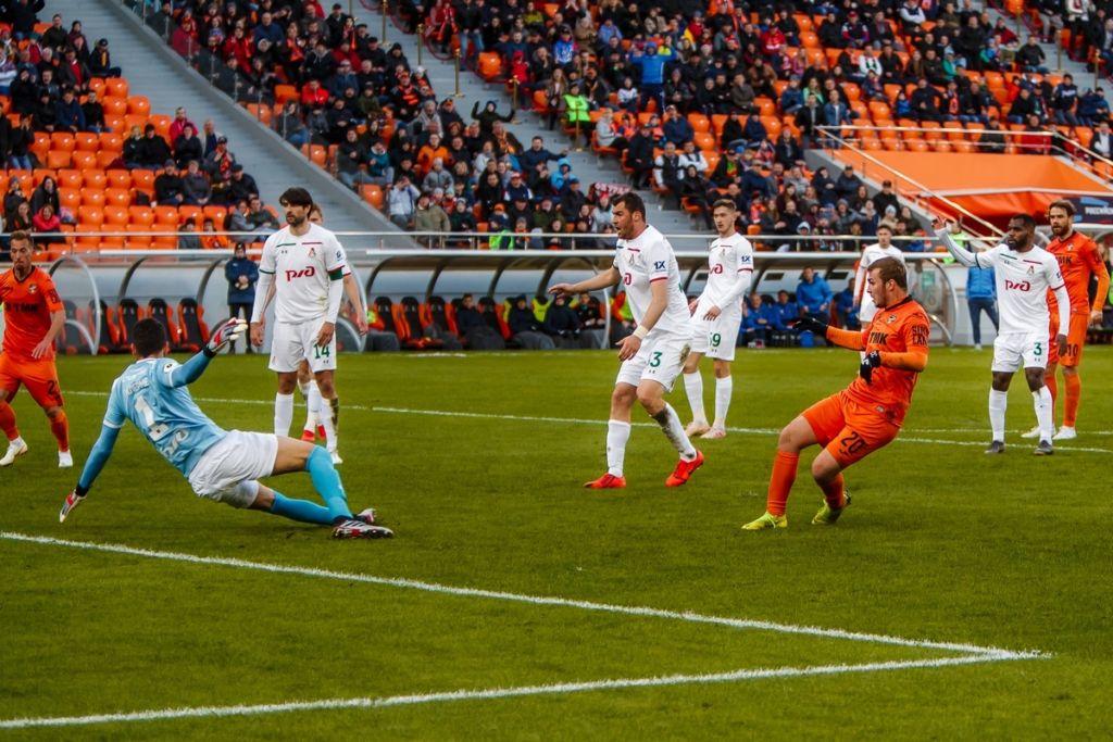 Андрей Панюков: С «Зенитом» в Лигу чемпионов? Лучше с «Уралом» в Лигу Европы Спорт