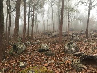 В «Долине Кувшинов» найдены несколько человеческих захоронений, которым около 2500 лет Археология