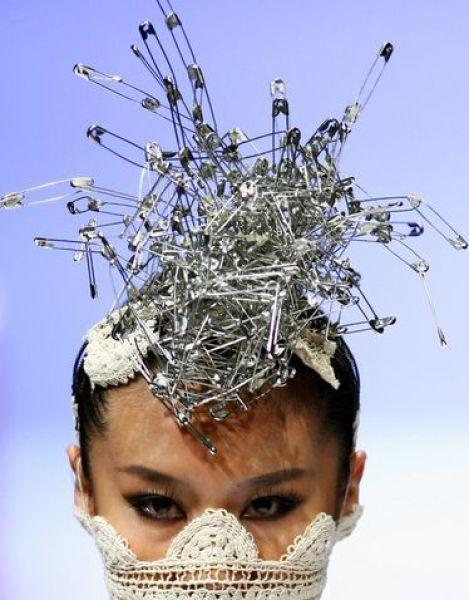Дизайнеры чудят! 13 загадочных фото о современной моде. Часть 2 Приколы,pin,мода,одежда,странная мода