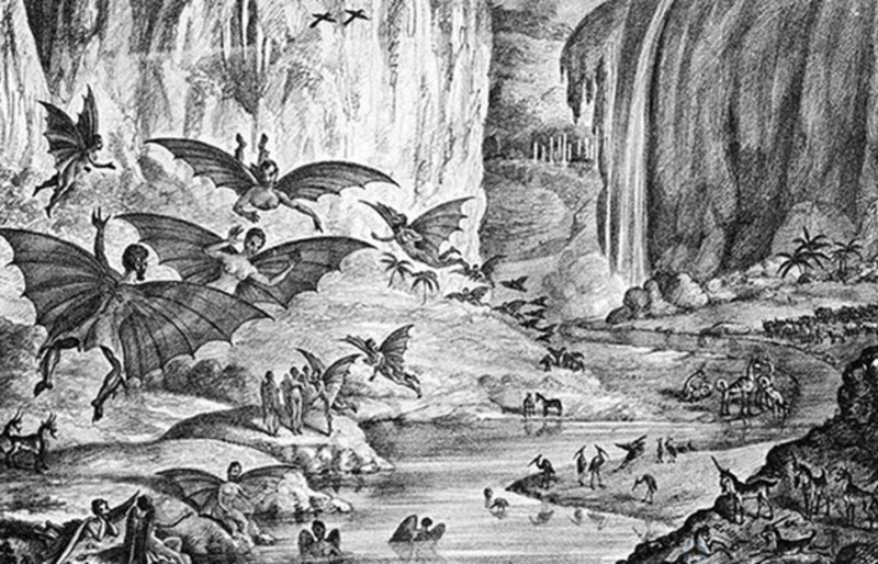 10 самых умопомрачительных мистификаций в мире Познавательное